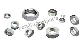 Aluminium Nuts