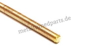Brass Threaded Rods