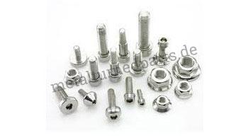 Aluminium Verbindungselemente